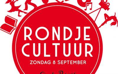 Rondje cultuur 8 september